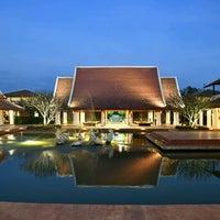 Photo taken at Sukhothai Heritage Resort by phongthon 1. on 2/1/2017