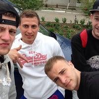 Photo taken at Primorsk Bus Station by Stanislav U. on 5/4/2014