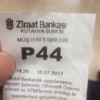 Photo taken at T.C. Ziraat Bankası by Mhmt Ö. on 7/10/2017