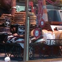 Photo taken at Corner Bakery by Karen T. on 11/13/2012