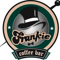Photo taken at Frankie Coffee Bar by Thanassis Z. on 3/22/2014