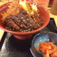 Photo taken at かつさと 船越バイパス店 by Taiki O. on 4/11/2014