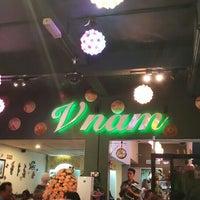 Photo taken at Restaurant V'nam Kitchen by Lisa L. on 6/25/2016