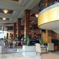 Photo taken at Shangri-La Hotel by Chris E. on 10/25/2012