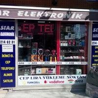 Photo taken at Star Elektronik by Ferit A. on 3/28/2014