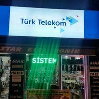 Photo taken at Star Elektronik by Ferit A. on 5/9/2016