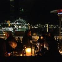 Photo taken at Café Sydney by Kathy N. on 8/2/2013