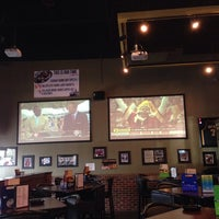 Photo taken at Sidelines Sports Pub by John K. on 9/12/2013