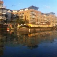 Photo taken at Brentford Dock by Jaroslaw M. on 8/3/2014