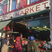 Photo taken at Tooting Market by Jaroslaw M. on 11/2/2016