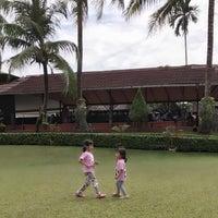 Photo taken at Taman Wisata Pulau Situ Gintung by Silvia S. on 12/12/2016