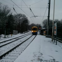 Photo taken at Gospel Oak London Overground Station by Sonia F. on 2/11/2013