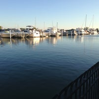 Photo taken at Cedar Point Marina by Doug A. on 8/23/2013