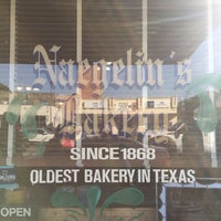 Photo taken at Naegelin's Bakery by Jessica K. on 8/2/2018