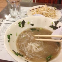 Photo taken at Pho Tran Restaurant by Don T. on 4/12/2013