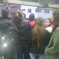 Photo taken at TransMilenio: Rionegro by Alexandra A. on 3/19/2015
