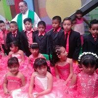 "Photo taken at Salón de Fiestas Infantiles ""El Arca de Noe"" by Viridiana T. on 7/16/2014"