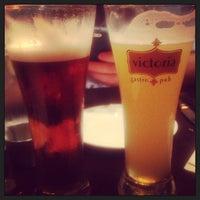 Photo taken at Victoria Gastro Pub by Jessica L. on 6/22/2013