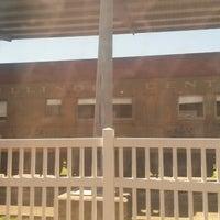 Photo taken at McComb Amtrak Station by Bev H. on 4/16/2014
