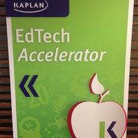 Photo taken at Kaplan, Inc. by Tom K. on 7/18/2013