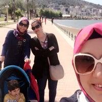 Photo taken at Atatürk Parkı by Fatma D. on 4/18/2017