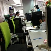 Photo taken at KBank by Pang J. on 8/21/2013