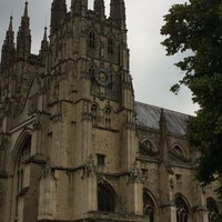 Photo taken at Canterbury Cathedral Lodge by Ekaterina on 6/19/2014