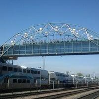 Photo taken at Metrolink Riverside-Downtown Station by Lou T. on 11/25/2012
