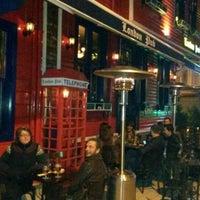 Photo taken at London Pub by Özgür Y. on 3/18/2014