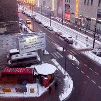 Photo taken at Greg&Tom Hostel Krakow by Romulo R. on 1/23/2014