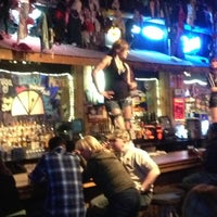 Photo taken at Coyote Ugly Saloon by Danny M. on 4/4/2013