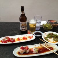 Photo taken at Hama Sushi by Danny M. on 8/21/2013