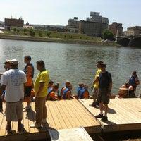 Photo taken at Nesbitt Park Boat Launch by Mark M. on 6/23/2013
