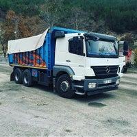 Photo taken at Samsun Büyükşehir Belediyesi Adalar Asfalt Plenti by Onur U. on 1/8/2016