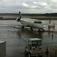 Photo taken at Gate 9 SHV by James M. on 2/18/2013