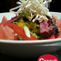 Photo taken at Casey's Grill Bar Mont-Tremblant by Casey's Grill Bar Mont-Tremblant on 4/4/2014