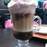 Photo taken at McCafé by Kiberly F. on 12/7/2012