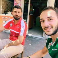 Photo taken at Güven Tost Dünyası by Eray E. on 9/16/2016
