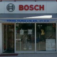 Photo taken at YÜKSEL YILMAZ LTD ŞTİ by Y. Eren Y. on 9/16/2016