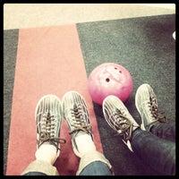 Photo taken at Bowling Lukhovitsu by Anna A. on 3/22/2014