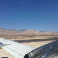 Photo taken at Inyokern Airport (IYK) by Andrew C. on 5/31/2013