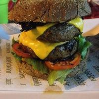 Photo taken at Kangaroo Australian Burger by Tico A. on 3/10/2014