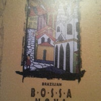Photo taken at Bossa Nova Brazilian Cuisine by Natalia S. on 5/12/2013