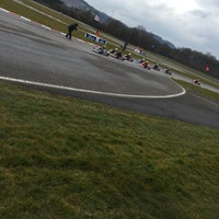 Photo taken at Karting des Fagnes by Quentin P. on 3/15/2015
