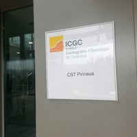 Photo taken at Institut Geològic De Catalunya by Joan V. on 10/17/2014