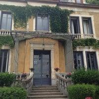Photo taken at Domaine des Charmilles by Michel L. on 6/21/2013