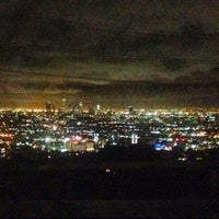Photo taken at Mulholland Drive by Kristin J. on 2/20/2013