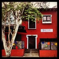 Photo taken at La Kosina by Jose Julian O. on 3/26/2013