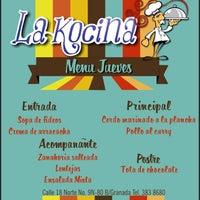 Photo taken at La Kosina by Jose Julian O. on 4/18/2013