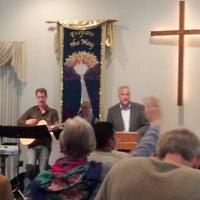 Photo taken at Hopewell Christian Fellowship by Joel K. on 5/4/2014